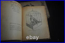 1895-7 The Lark 2 Books COMPLETE San Francisco, California