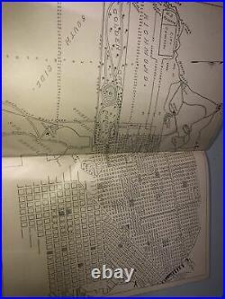 1897 Doxeys Guide San Francisco And The Pleasure Resorts Of California Rare Book