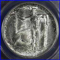 1915 Panama Pacific Exposition Official Silver Medal Hk-399 Sh 18-1s Anacs Ms 64