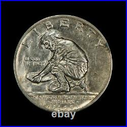 1925-S 50c California Diamond Jubilee Commemorative Silver Half Dollar SKU-Y2146