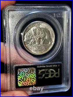 1925-S CALIFORNIA Commemorative Half Dollar (Silver) / PCGS MS-62 Green Label