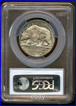 1925-S California Commemorative Half Dollar PCGS MS65
