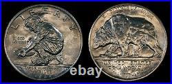 1925-S California Diamond Jubilee Commemorative Half Dollar Silver Coin