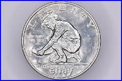 1925 S California Diamond Jubilee Commemorative Silver Half Dollar