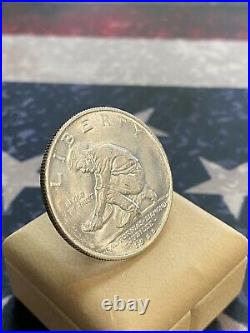 1925-S California Diamond Jubilee Silver Half Dollar Commemorative, 11/10/20