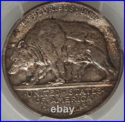 1925 S California Diamond Jubilee Silver Half Dollar PCGS MS64 Nice Strike Tone