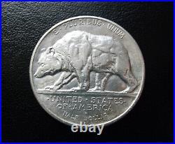 1925 S California Diamond Jubiliee Classic Commemorative Half Dollar