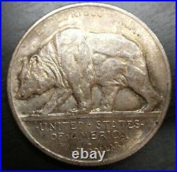 1925-S California Diamond Jubliee Commemorative Half Dollar Uncirculated MS BU