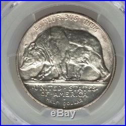 1925-S California Half Dollar 50C PCGS MS65
