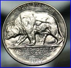 1925 S California Half Dollar Commemorative BU