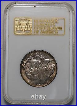 1925-S California Jubilee Commemorative Half Dollar, NGC/CAC MS-65, NICE Coin