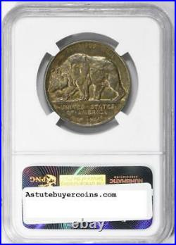 1925-S California NGC AU55 Commem Silver Half Dollar Commemorative 87k mintage
