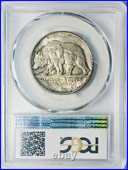 1925-S California Silver Half Dollar Commemorative PCGS MS-66