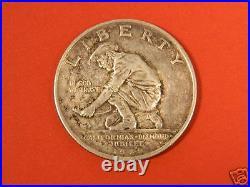 1925 S California's Diamond Jubilee Commemorative Silver Half Dollar. COLLECTOR