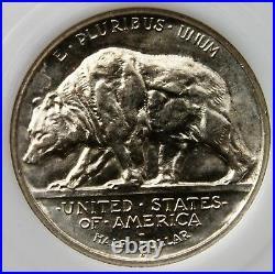 1925-s California Jubilee silver commemorative