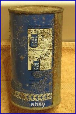 1930s BLUE BOAR ALE, IRTP O/I Flat Top, Regal Amber, San Francisco, California