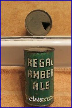 1930s REGAL AMBER ALE, IRTP O/I Flat Top, San Francisco, California