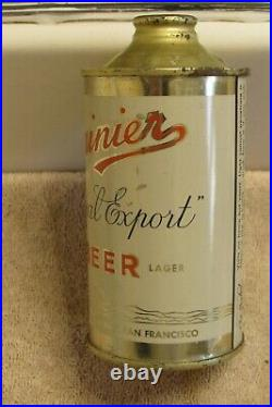 1938 RAINIER Special Export GENUINE Lager Beer IRTP CT San Francisco California