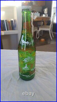 1950 ABCB CONVENTION San Francisco CALIFORNIA Painted Label ACL soda pop bottle