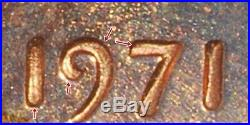 1971 S PCGS PR68CAM Cameo FS-101 DDO Doubled Double Die Obverse Lincoln Cent
