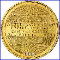#489491 Monnaie, États-Unis, Assay, California, San Francisco, $20, Double