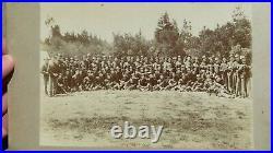 6th California Inf Reg Co F Spanish American War Photo Presidio San Francisco