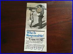 (7) 1970s Harvey Milk vintage memorabilia items rare San Francisco