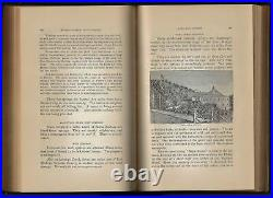 ANDERSON Mineral Springs and Health Resorts of California 1892