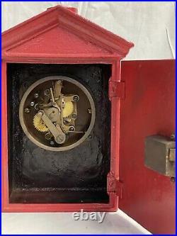 CALIFORNIA ELECTRICAL WORKS Fire Alarm Telegraph Box San Francisco gamewell
