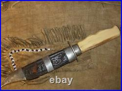 California gold rush San Francisco Antique California Bowie Knife