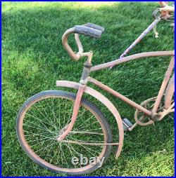 Circa 1928 Cadillac Cadilac San Francisco The Bean Son Bike Bicycle Shelby Lindy