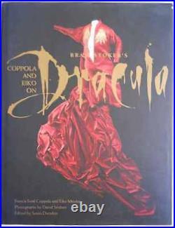 Coppola and Eiko on Bram Stoker's Dracula by F. Coppola K. Eiko 1992 SIGNED