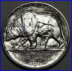 High Grade 1925-s California Commemorative Half Dollar 19a