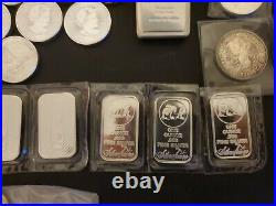 Huge Gold and Silver US Coins Collection