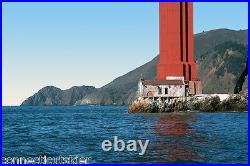 Jade Fon, Golden Gate, Fog, San Francisco, California Landscape, Asian-American