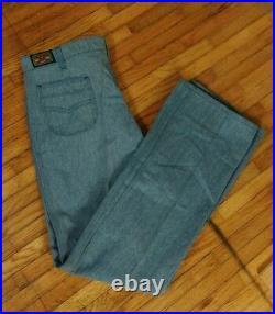 Minty Vintage 70s Levis San Francisco California Flare Bell Bottom Denim Jeans