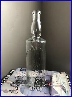 Old Meyerfeld Mitchell Day Of 49 San Francisco California Whiskey Liquor Bottle