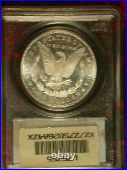 PCGS MS 64 Deep Mirror Proof-like DMPL 1878-S Morgan Dollar ex. California