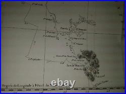 Port of San Francisco and Port de Monterey, La Pérouse 1797