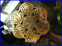 Rare Edition ORIG San Francisco GOLDEN GATE BRIDGE Suspension Cable BOOK NOVEL