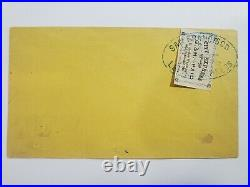 San Francisco California City Letter Express Running Pony Frank Local Stamp 70L3