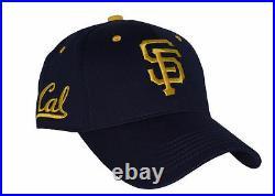 San Francisco Giants Cal Hat 4-19-2016 Cap SF University of California Berkeley