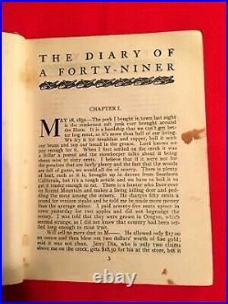 The Diary of a 49r