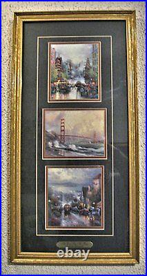 Thomas Kinkade City By The Bay (San Francisco, California)