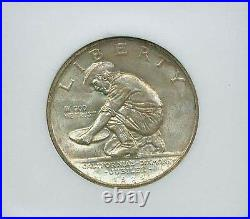 U. S. 1925-s California Half-dollar Silver Uncirculated Coin Certified Ngc-ms65