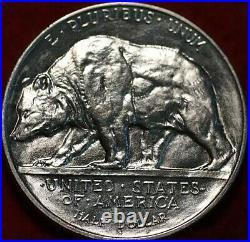 Uncirculated 1925-S San Francisco Mint California Jubilee Silver Half RARE