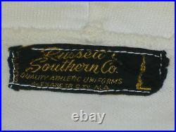 Vintage 1940-1941 San Francisco California High School Letter Jacket RUSSELL